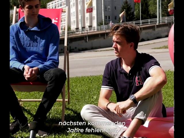NEOS Tirol Sommertour - #NeueZuversicht - Innsbrucker Maturanten
