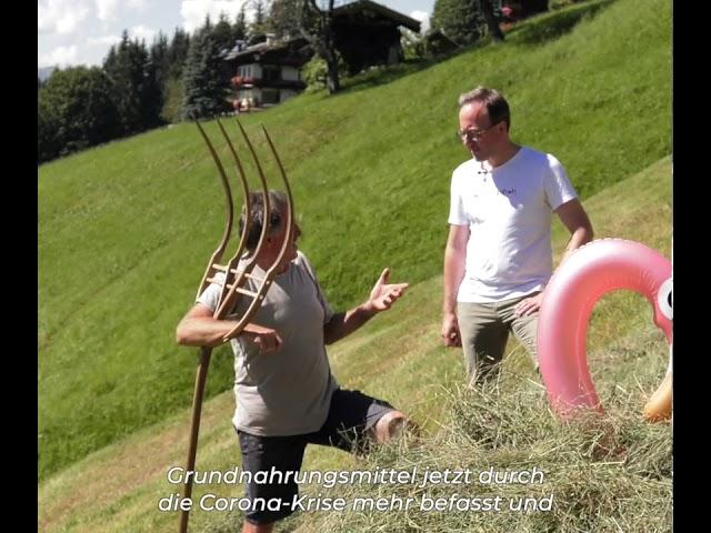 NEOS Tirol Sommertour - #NeueZuversicht -  Kitzbühel